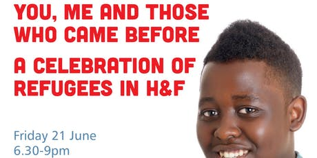 A Celebration of Refugees in H&F tickets
