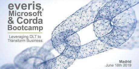 Bootcamp Madrid: Leveraging DLT to Transform Business entradas