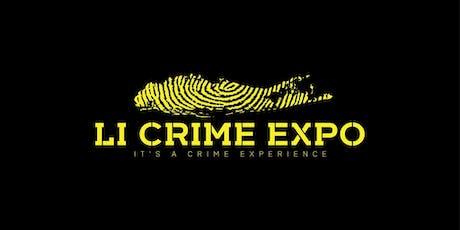 LI Crime Expo tickets