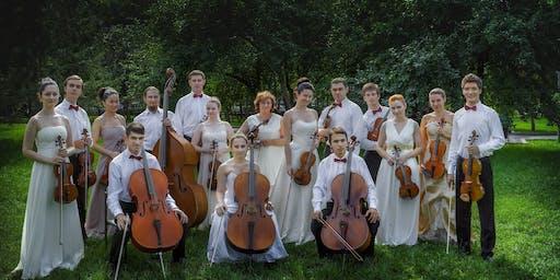 Concert exceptionnel de l'Orchestre de Novossibirsk « Bright Bows »