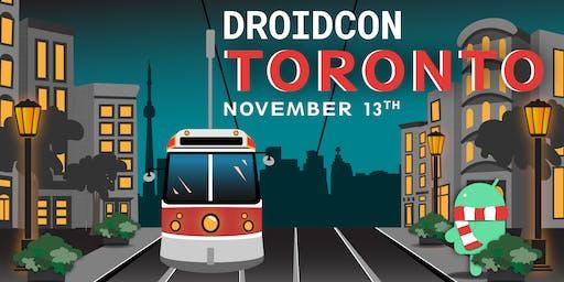 droidcon Toronto