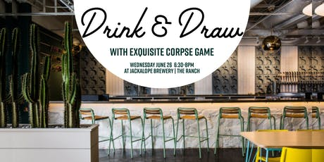 Drink & Draw | Hey!AIGA tickets