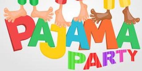 Youth Pajama Camp - July tickets