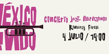 "Concierto de Jazz ""Abrazando raíces"" entradas"