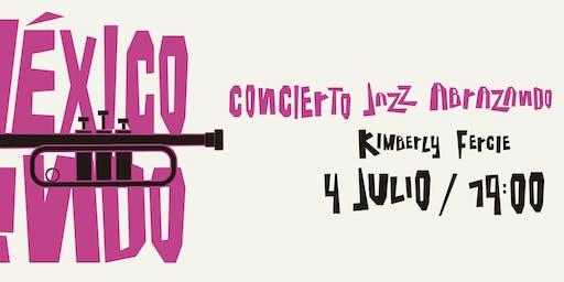 """Concierto de Jazz """"Abrazando raíces"""""""