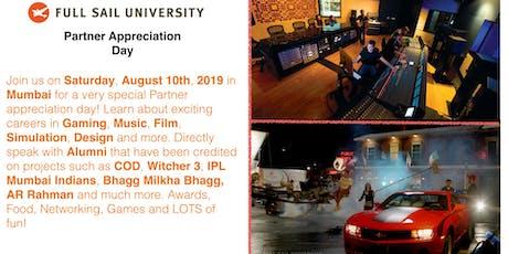Full Sail University's Partner Appreciation Day, Mumbai 2019 tickets