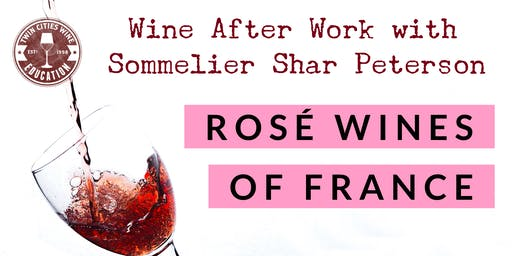 Wine After Work: Rosé wines of France