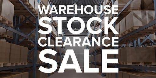 Audio Advice Warehouse Stock Clearance Sale!
