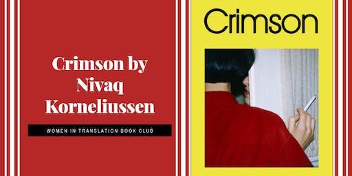 Women in Translation: Crimson by Nivaq Korneliussen