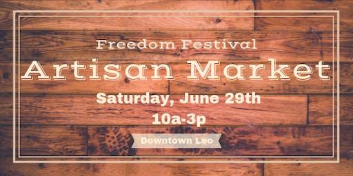 Freedom Festival Artisan Market