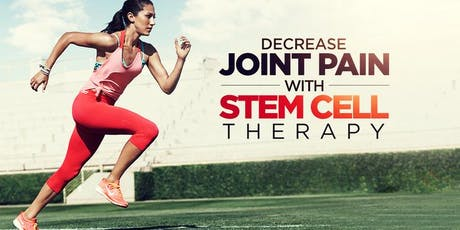 Free Stem Cell Seminar & Lunch tickets