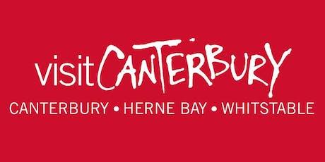 Visit Canterbury Members PR workshop tickets