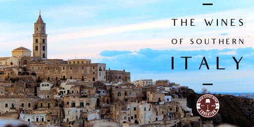 Italy's Heel and Toe: The Wines of Southern Italy