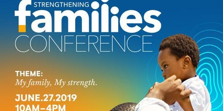 Strengthening Families Conference tickets