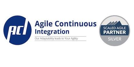 Scaled Agile: SAFe Lean Portfolio Management 4.6 Certification Course October Miami, FL tickets