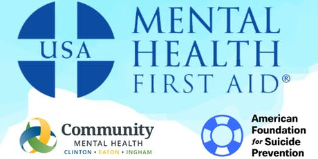 Mental Health First Aid (ADULT) $25.00 tickets