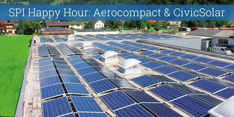 2019 SPI Happy Hour: Aerocompact & CivicSolar tickets