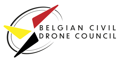 Kick-off Belgian Civil Drone Council billets