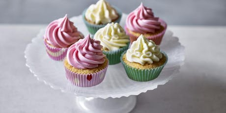 RHACC 6 July Open Day - Taster - Baking Cup Cakes tickets