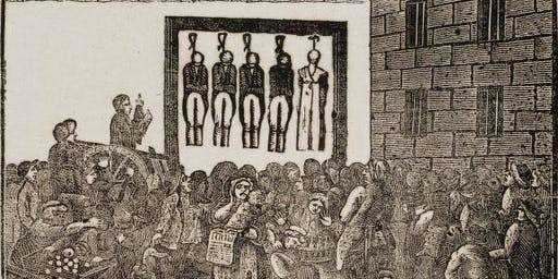 An Earthly Hell: A Walk Through Southwark's Criminal Past