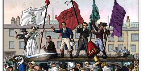Peterloo: 1819 to 2019 - a talk by Robert Poole tickets