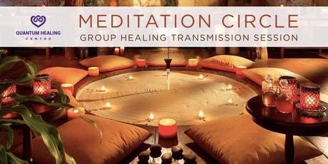 Weekly Meditation Circle - Group Healing Transmission Session tickets
