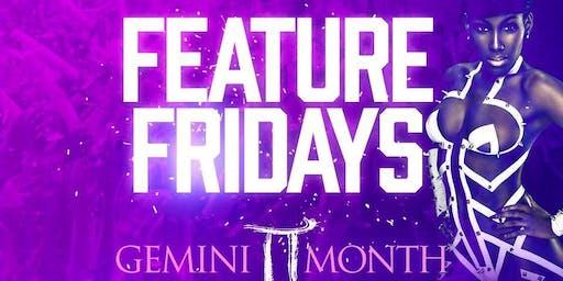 Status Fridays (Gemini Bash    )