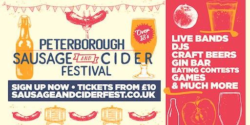Sausage And Cider Fest - Peterborough