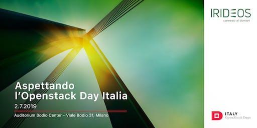 Aspettando l'Openstack Day Italia