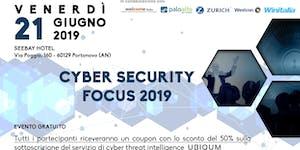 Cyber Security Focus 2019