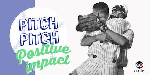 Pitch Pitch - Impatto Positivo