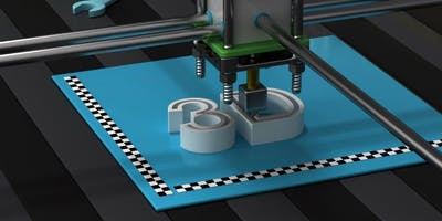 3D Printing Basics - Power of Applied Creativity - (For 13-18 years Old)