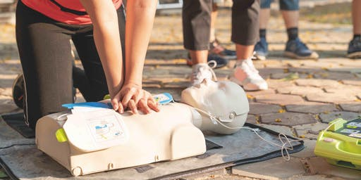 Accredited First Aid Training at Every One Every Day