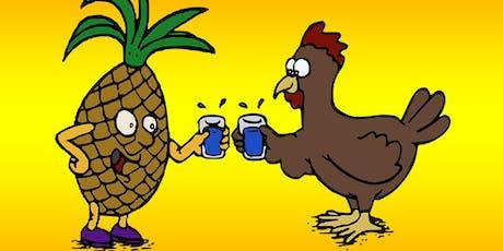 Hip Hop SOUL | Jerk Chicken Day Party  tickets