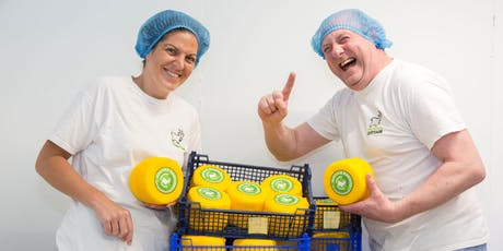 Cheese-making course in Norfolk tickets