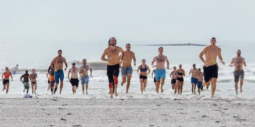 5th Annual Steelworks Beach Workout