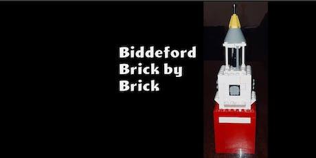 HOB Lego Contest: Biddeford Brick by Brick tickets