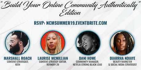 E.K.O Event Group Presents The New Connections Mixer: Build Your Online Community Authentically Edition tickets