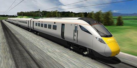 Hitachi UK Train production facility - site visit tickets