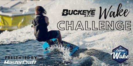 Buckeye Marine Wake Challenge - Presented By Mastercraft Boats tickets