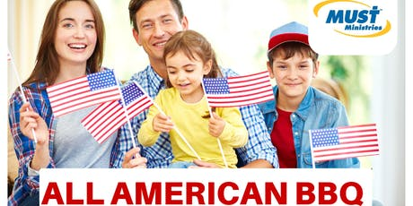 All American BBQ Benefiting Must Ministries tickets