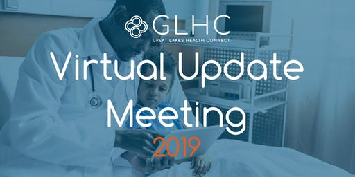 GLHC Virtual Update Meeting - October 30 NEW DATE