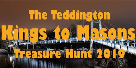 Teddington Kings to Masons Treasure Hunt tickets