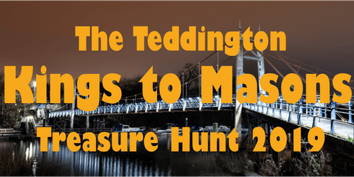 Teddington Kings to Masons Treasure Hunt