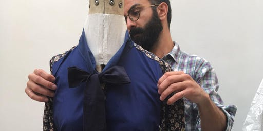 Evolve your Wardrobe with Riccardo Guido, finalist of the Great British Sewing Bee