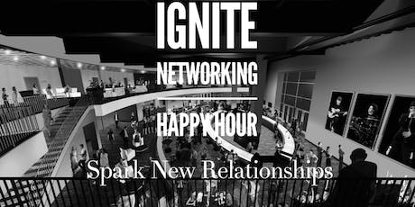 Ignite Networking Happy Hour sponsored by Stewart Title tickets