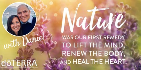Greenwich Natural Health Solutions with doTERRA Essential Oils tickets
