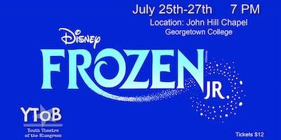 YToB Presents Disney's Frozen JR.