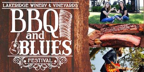 BBQ & Blues Festival tickets
