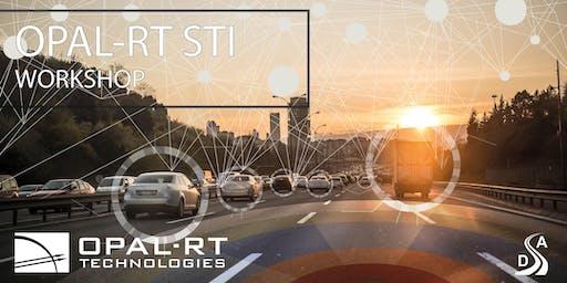 OPAL-RT STI Inauguration Workshop